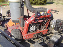 Commercial Lawn Equipment Repair