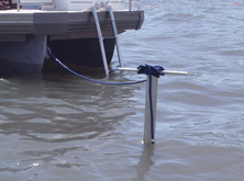 Shallow Water Pole Anchor