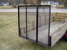 Trailer Gate Fabrication